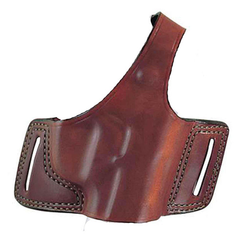 Bianchi 15190 Model 5 Black Widow Leather Hip Holster Tan RH