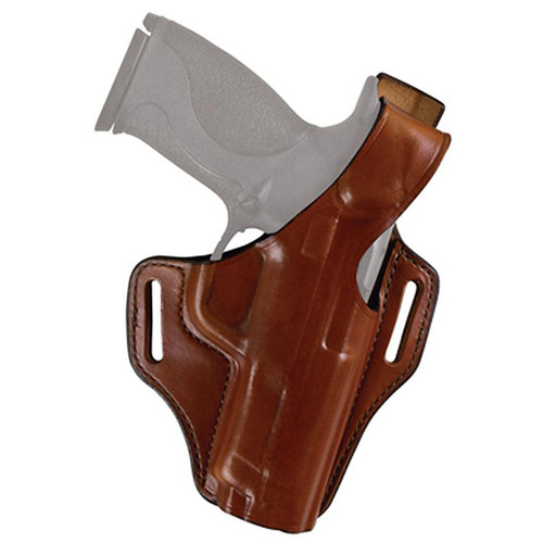 Bianchi 25060 56 Serpent Belt Slide Leather Hip Holster Tan RH