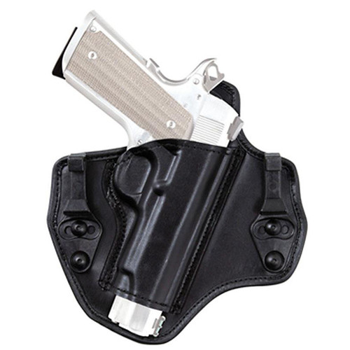Bianchi 25742 135 Suppression IWB Leather Holster Black RH