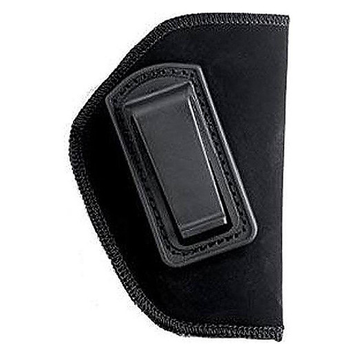 "Blackhawk 73IP00BK-R ISP Holster With Clip 2-3"" Sm/Med DA Revolver RH"