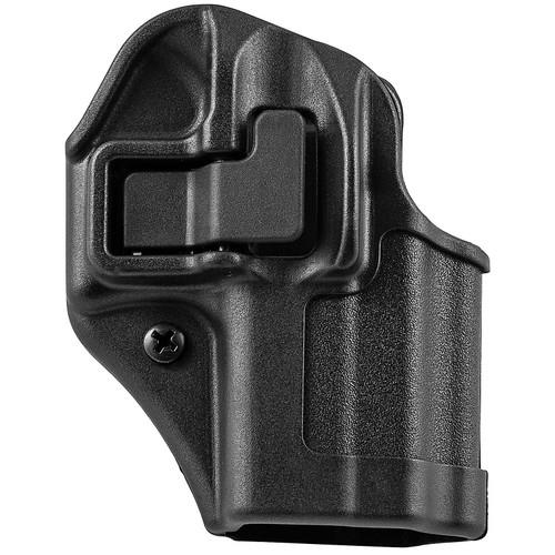 Blackhawk 410567BK-R Serpa CQC Holster w/ Paddle Matte Glock 42 Black RH