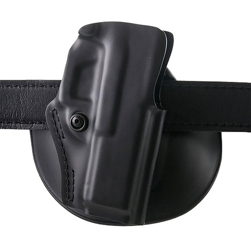 Safariland 5198-283-411 Model 5198 Top Paddle & Belt Slide Holster Laminate Black RH