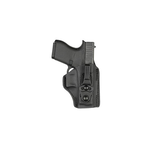 Safariland 17T-184-131 Tuckable IWB Holster With J-Hook Attachment Black RH