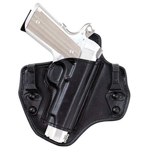 Bianchi 25746 135 SuppressionIWB Leather Holster Black RH