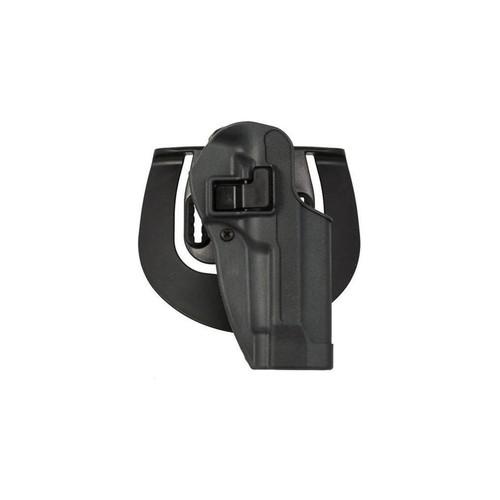 Blackhawk 413504BK-R Serpa Sportster Holster w/ Paddle Beretta 92/96 Gunmetal Gray RH