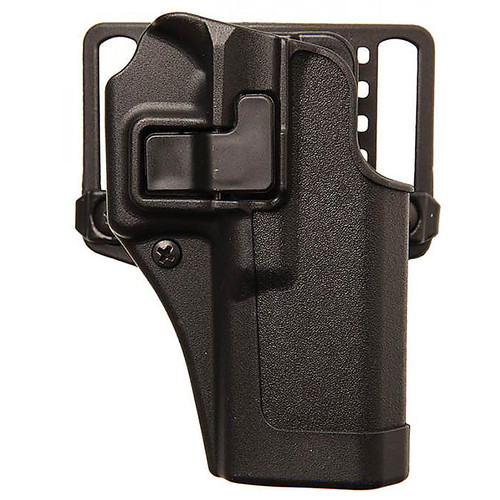 Blackhawk 410525BK-L Serpa CQC Holster w/ Paddle Matte Fisnish S&W M&P 9/40 Black LH