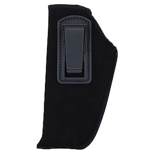 "Blackhawk 73IP05BK-L ISP Holster With Clip Small/Med Auto 3""-3.75"" Barrel Black LH"
