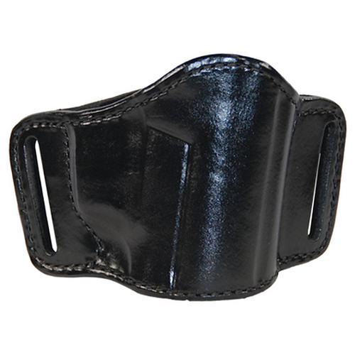 Bianchi 19504 Minimalist Belt Slide Leather Hip Holster Black RH