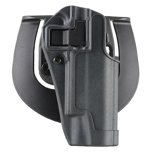 Blackhawk 413500BK-R Serpa Sportster Holster w/ Paddle Glock 17/22/31 Gunmetal Gray RH