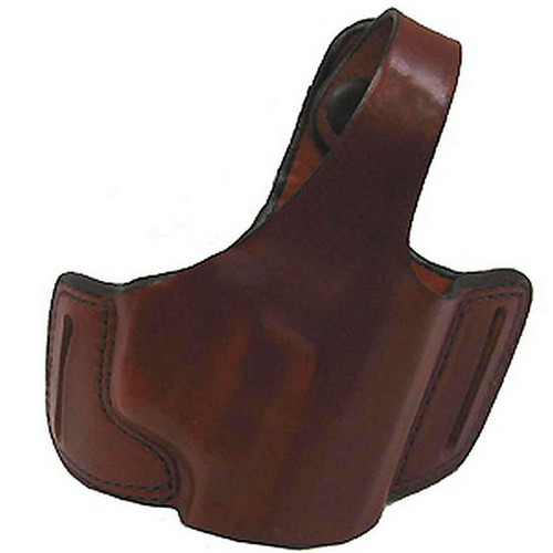 Bianchi 12843 Model 5 Black Widow Leather Hip Holster Tan RH