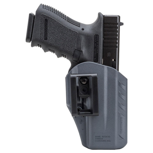 Blackhawk 417500UG A.R.C. IWB Holster For Glock 17/22/31 Urban Gray AMBI