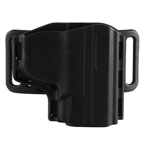 Uncle Mike's 74101 Reflex IRT Holster S&W M&P Shield Black Polymer RH