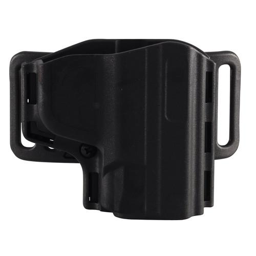 Uncle Mike's 74101 Reflex IRT Holster S&W M&P Shield Black Polymer RH