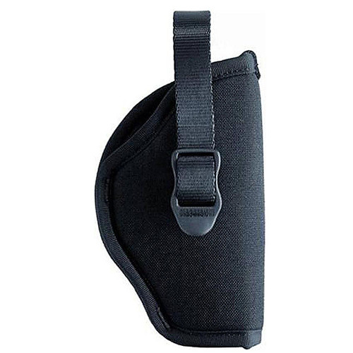 "Blackhawk 73NH05BK-R Hip Holster With Retention Strap 2""-2.75"" Small Frame Autos Black RH"