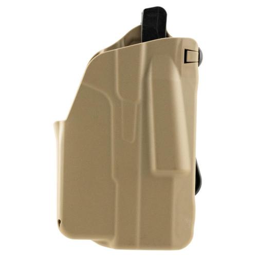 Safariland 7371-89518-551 ALS Concealment Paddle Holster Glock 43 FDE RH
