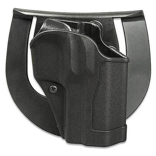 Blackhawk 415600BK-R Sportster CQC Holster Glock 17/22/31 Black RH