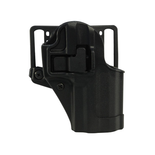 Blackhawk 410517BK-R Serpa CQC Holster w/ Paddle Matte Finish H&K P30 RH