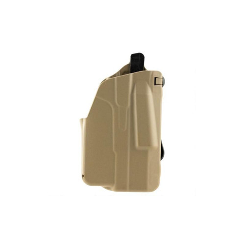 Safariland 7371-895-551 7TS ALS Concealment Paddle Holster Glock 42/43 Nylon Flat Dark Earth RH
