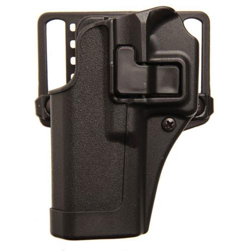 Blackhawk 410563BK-R Serpa CQC Holster w/ Paddle S&W M&P Shield 9/40 RH
