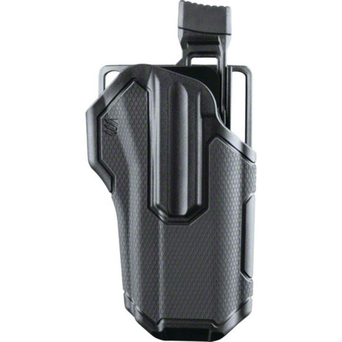 Blackhawk 419000BBR Omnivore MultiFit Holster Right Hand Black One size