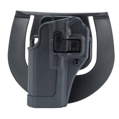 BLACKHAWK SERPA Sportster Paddle Holster S&W M&P 9/40 Left Hand Polymer Gray 413525BK-L