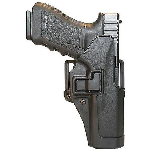 Blackhawk 410513BK-L Serpa CQC Holster w/ Paddle Glock 20/21/37 Black LH