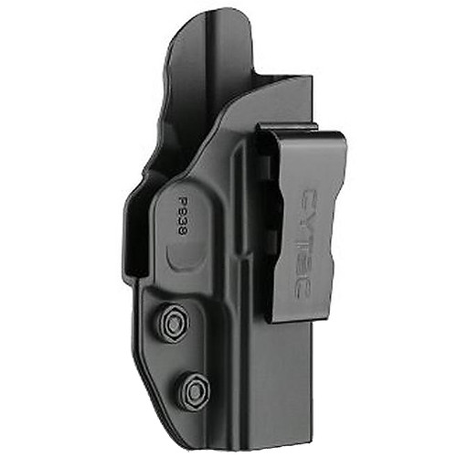 CYTAC CY-IP938G2 IWB Mini Guard Series Concealed Holster Black RH