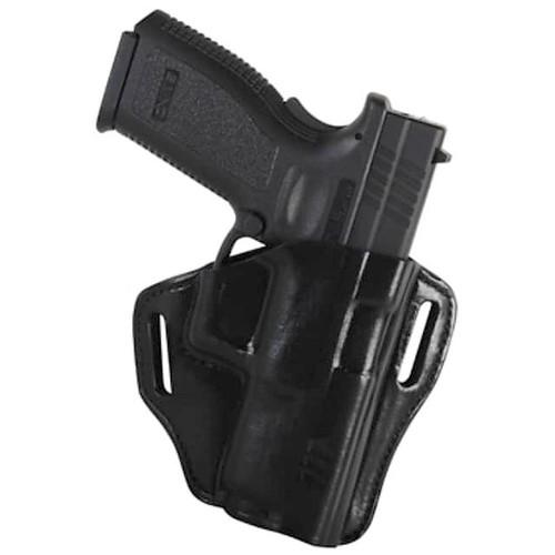 Bianchi 25038 57 Remedy Belt Slide Leather Hip Holster Black RH