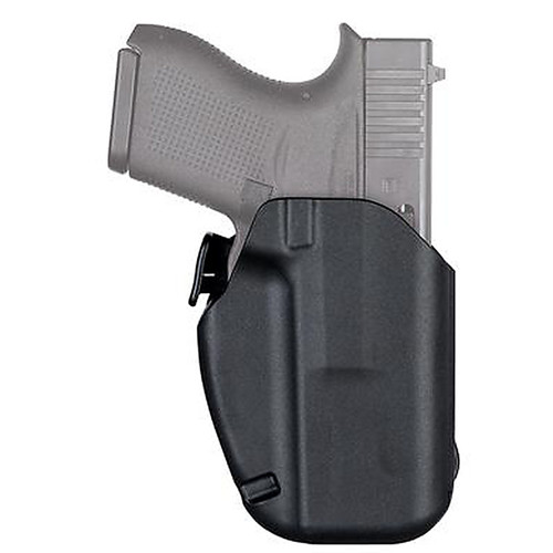 Safariland 571-895-411 GLS Pro Fit Slim Holster with Micro Paddle Glock 43 Black RH