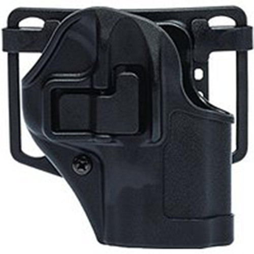 Blackhawk 410563BK-L Serpa CQC Holster w/ Paddle Matte Finish S&W M&P Shield 9/40 Black LH