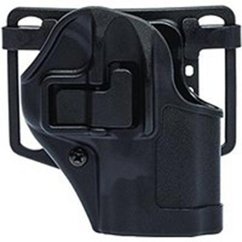 Blackhawk 410563BK-L Serpa CQC Holster w/ Paddle Matte Finish S&W M&P Shield 9/40 Black LH
