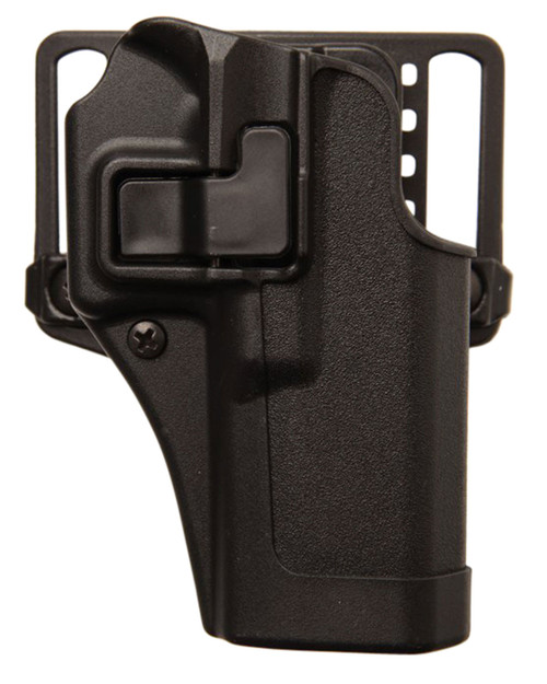 "Blackhawk 410565BK-R Serpa CQC Holster w/ Paddle Matte Finish Springfield XDS 3.3"" Black RH"