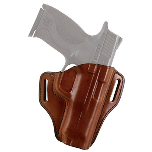 Bianchi 25028 57 Remedy Belt Slide Leather Hip Holster Tan RH