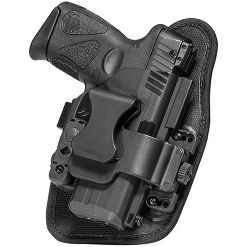 Alien Gear Holsters SSAP-0435-RH ShapeShift Taurus PT111 Millennium G2 Black RH