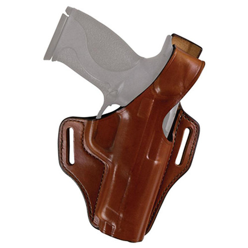 Bianchi 25064 56 Serpent Belt Slide Leather Hip Holster Tan RH
