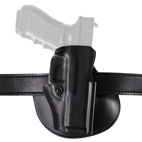 Safariland 5198-184-411 Model 5198 Top Paddle & Belt Slide Holster Laminate Black RH