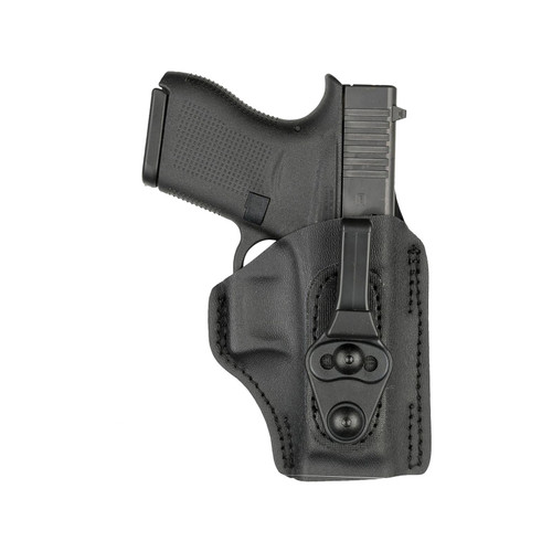 Safariland 17T-179-131 Tuckable IWB Holster With J-Hook Attachment Black RH