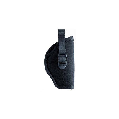 "Blackhawk 73NH15BK-R Hip Holster With Retention Strap 6.5""-7.5"" Barrel Single Action Revolvers Black RH"