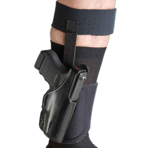 Bianchi 24014 150 Negotiator Ankle Holster Black RH