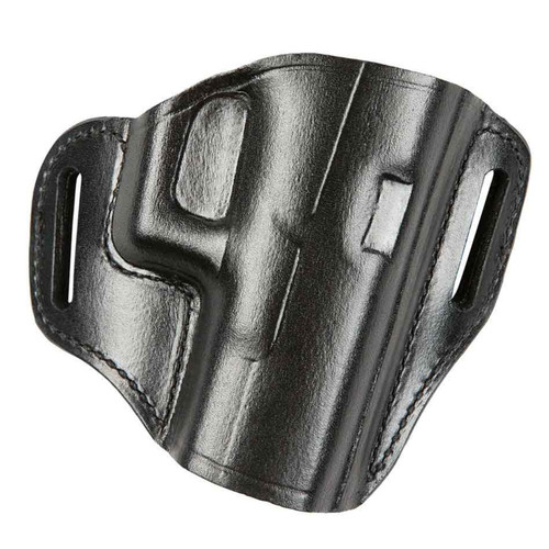 Bianchi 23950 57 Remedy Belt Slide Leather Hip Holster Black RH