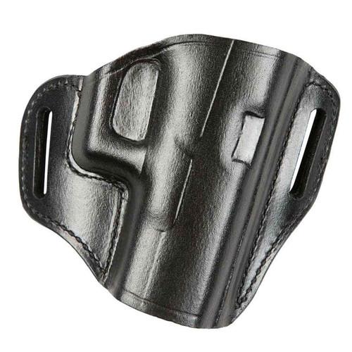 Bianchi 23950 57 Remedy Belt Slide Leather Hip Holster Black RH