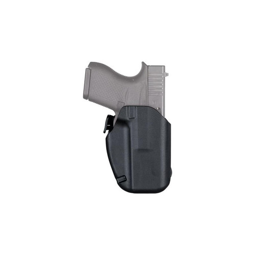 Safariland 571-179-411 Gls Pro fit Slim Holster with Micro Paddle S&W M&P Shield Black RH