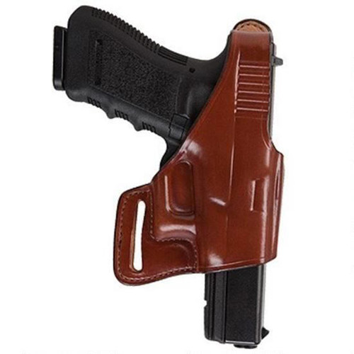 Bianchi 24176 75 Venom Belt Slide Leather Hip Holster Tan RH