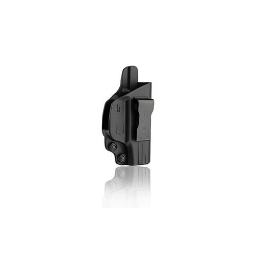 CYTAC CY-ILC9G2 IWB Mini-Guard Series Concealed Holster Black RH
