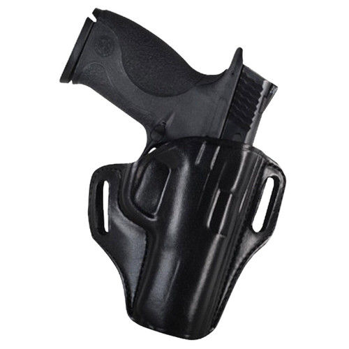 Bianchi 25054 57 Remedy Belt Slide Leather Hip Holster Black RH