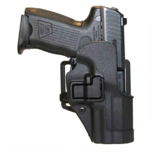 Blackhawk 410524BK-R Serpa CQC Holster w/ Paddle Matte Finish Walther P99 RH