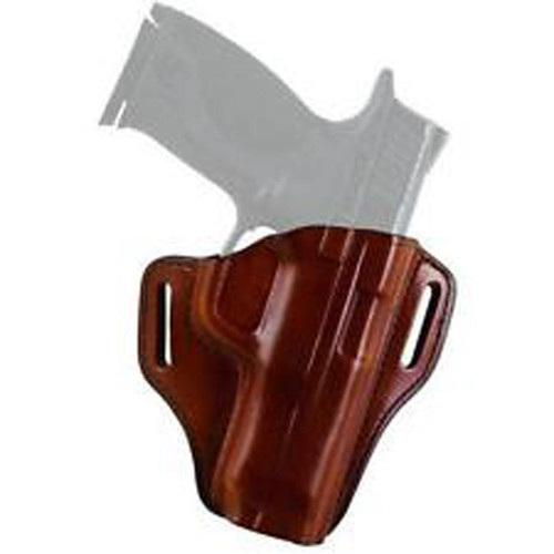 Bianchi 23944 57 Remedy Belt Slide Leather Hip Holster Tan RH