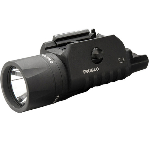 Truglo Tru Point Weapon Light With Green Laser Sight