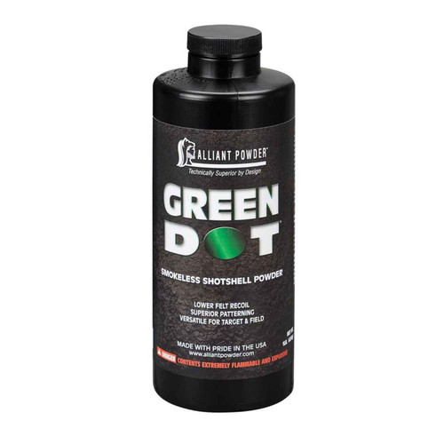 ALLIANT 150611 GREEN DOT 1 LB.