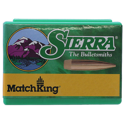 SIERRA 1727 6.5MM 123 GR HPBT MATCH 100 CT.